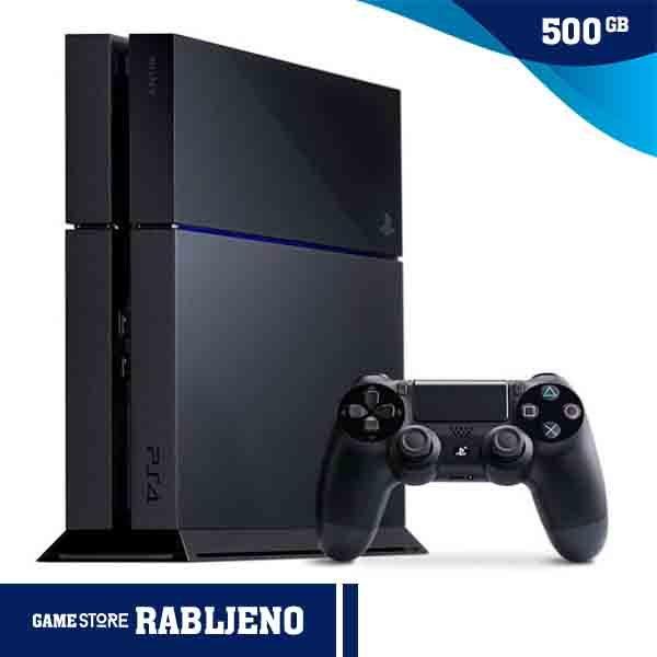 PlayStation 4 500GB rabljeno najbolja cijena gamestore.hr